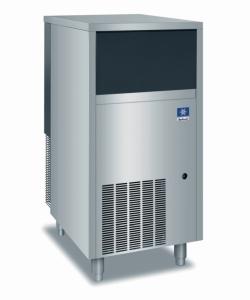 Льдогенератор для хлопьев с резервуаром, серия UFP, с воздушным охлаждением, 30 кг, 76 кг