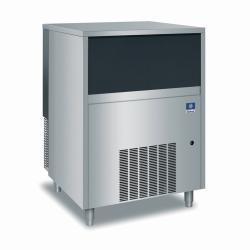 Льдогенератор для хлопьев с резервуаром, серия UFP, с воздушным охлаждением, 40 кг, 700 Вт