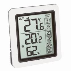 Цифровой беспроводный термометр / гигрометр INFO
