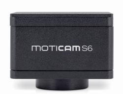 Камера для микроскопа MOTICAM S, MOTICAM S6, 1/1,8'' sCMOS