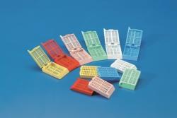 Гистологические кассеты, POM, Синий, 28 x 40 x 6,8 мм