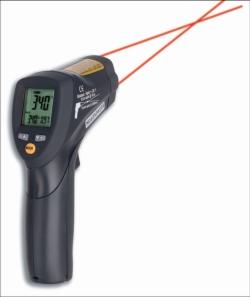 Инфракрасный термометр с двойным лазерным сканированием ScanTemp 485