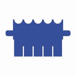 Аксессуары для Electrophoresis Танк OmniPage Мини, 40 мкл, 1,50 мм