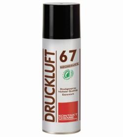 Очищающий спрей DRUCKLUFT 67 SUPER / DRUCKLUFT 67 HOCHDRUCK