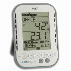 Профессиональный термогигрометр с регистратором данных KlimaLogg Pro