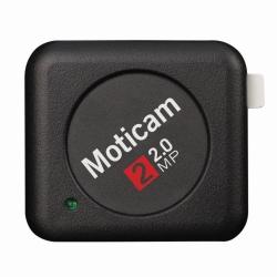 Универсальные цифровые камеры Moticam с матрицами CMOS