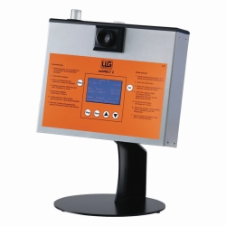 Аппарат для определения точки плавления LLG-uniMELT 2 и 3, LLG-uniMELT 3, Визуальное или автоматическое измерение