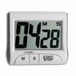 Цифровой таймер обратного отсчета и секундомер, функция памяти