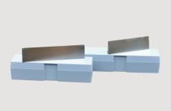 Аксессары для ротационных микротомов RAZOR, Нож, карбид вольфрама, 16 см