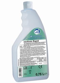 Дезинфицирующее средство для поверхности neoform® Rapid