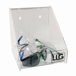 LLG Коробка-диспенсер, акриловое стекло