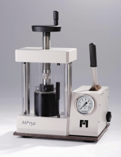 Лабораторные прессы MP150, MP150D