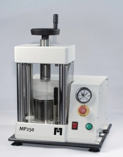 Лабораторный пресс MP250M, моторизованный
