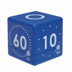 Короткий таймер периода с сигналом тревоги Таймер Куба, 60 x 60 x 60 мм, 2 x 1,5 V AAA, ± сек / день