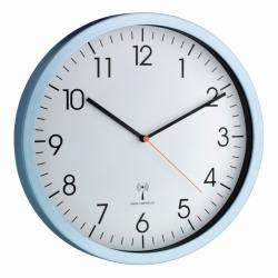 Радиоуготовёные настенные часы, шкала с числами