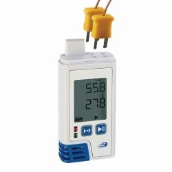 Регистратор температуры и влажности LOG210 TC