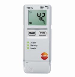 Температура данных регистратор тесто 184-T2
