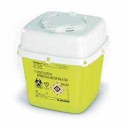Контейнер для игл и отходов Medibox, 3,9 л, 4,7 л