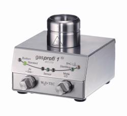 Безопасные лабораторные газовые горелоки gasprofi 1 SCS micro, gasprofi 1 SCS micro школьная версия