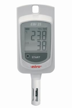 Беспроводной регистратор температуры EBI 25-TH