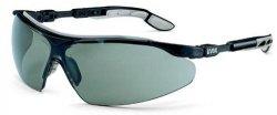 Очки защитные uvex i-vo 9160, Ччрный / серый, Серые / UV 5 - 2,5; sv sapphire