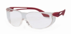 Очки защитные uvex skylite 9174, Красный металлик, Серые / UV 5 - 2,5