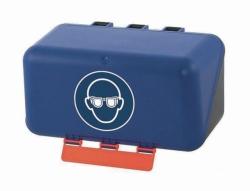 PSA Безопасные боксы для хранения SecuBox Mini/Midi/Maxi, Mini, синий, Средства защиты органов дыхания, синий, Mini