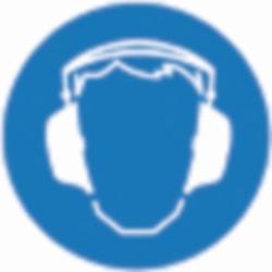 PSA Безопасные боксы для хранения SecuBox Mini/Midi/Maxi, Mini, синий, Защита ушей, синий, Mini