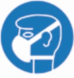 PSA Безопасные боксы для хранения SecuBox Mini/Midi/Maxi, Mini, прозрачный, Средства защиты органов дыхания, прозрачный, Mini