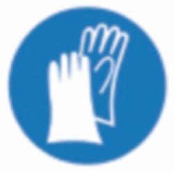 PSA Безопасные боксы для хранения SecuBox Mini/Midi/Maxi, Mini, прозрачный, Защитные перчатки, прозрачный, Mini