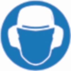 PSA Безопасные боксы для хранения SecuBox Mini/Midi/Maxi, Maxi, синий, для средств защиты головы и органов слуха, синий, Maxi