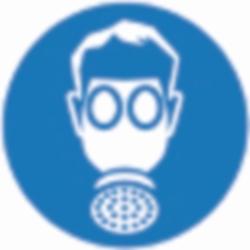 PSA Безопасные боксы для хранения SecuBox Mini/Midi/Maxi, Maxi, синий, для респираторов, синий, Maxi