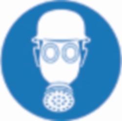 PSA Безопасные боксы для хранения SecuBox Mini/Midi/Maxi, Maxi, синий, для средств защиты головы и респираторов, синий, Maxi