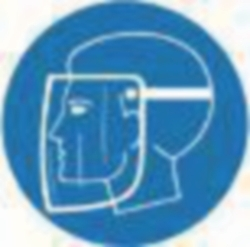 PSA Безопасные боксы для хранения SecuBox Mini/Midi/Maxi, Maxi, синий, для средств защиты лица, синий, Maxi