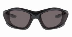 Очки защитные SPERIAN SP1000, Черная оправа, серые нецарапаемые незапотеваемые стекла