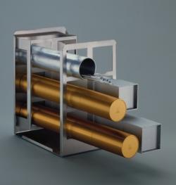 Пенал для пипеток Specicon/Varicon, аксессуары, 195 мм, Gesticon E8, 195 мм, 235 мм