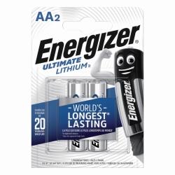 Батареи Energizer® Lithium, 1,5, FR03/L92/AAA/Micro
