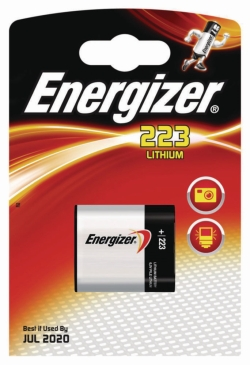 Фотобатареи Energizer® Lithium, 6, EL223AP/CRP2