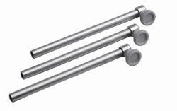 Трипод стенды, нержавеющая сталь, 210 мм, 370 мм