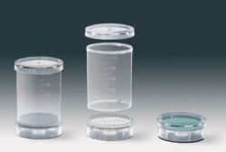 Монитор Biosart®100, K, 47 мм, серый / белый, 0,45 мкм, 47 мм