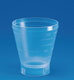 Фильтр-воронка, Biosart®250, Одноразовая стерильная воронка BioSart®250 в индивидуальной упаковке