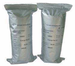 Питательные подушки, 50 мм, 0,45 мкм, микробы, толерантные к кислоте, Апельсиновая сыворотка, зеленый / зеленый