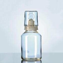 Бутылка для кислот с пробкой, DURAN®, 29/32, 109 мм, коричневый, 1000 мл, 109 мм