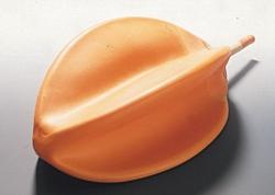 Резиновый шарик с соединительным шлангом, 5, ок. 1,5 ... 2 л