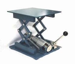 Столики подъемные с гидравлическим приводом, 91 мм, 25 кг, 300 мм, 300 мм, 285 мм