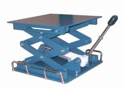 Столики подъемные с гидравлическим приводом, тяжелое исполнение, 85 кг, 600 мм