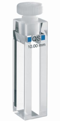 Кюветы для измерения флуоресценции в ультрафиолетовой области, мм, 5 мм