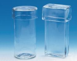 Цилиндр для окрашивания, стеклянный