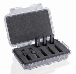 Сертифицированные стандартные образцы для квалификации спектрофотометров, в комплекте