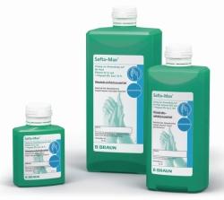 Средство для дезинфекции рук Softa-Man® / ViscoRub, 1000 мл, Softa-Man® Диспенсер